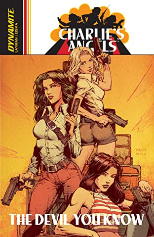 Charlie's Angels Tome 1: The Devil You Know
