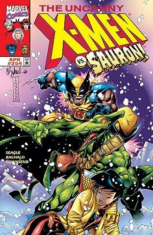 Uncanny X-Men (1963-2011) No.354