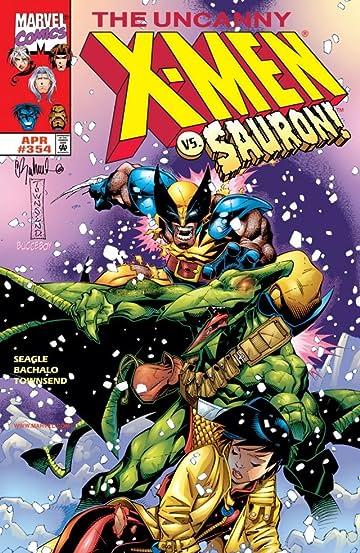 Uncanny X-Men (1963-2011) #354