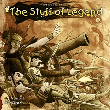 The Stuff of Legend Vol. 1 - The Dark #4 (of 4)