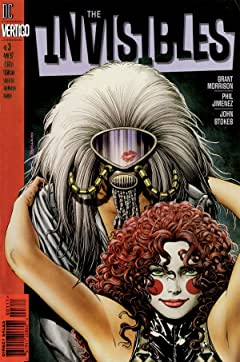 The Invisibles Tome 2 No.3