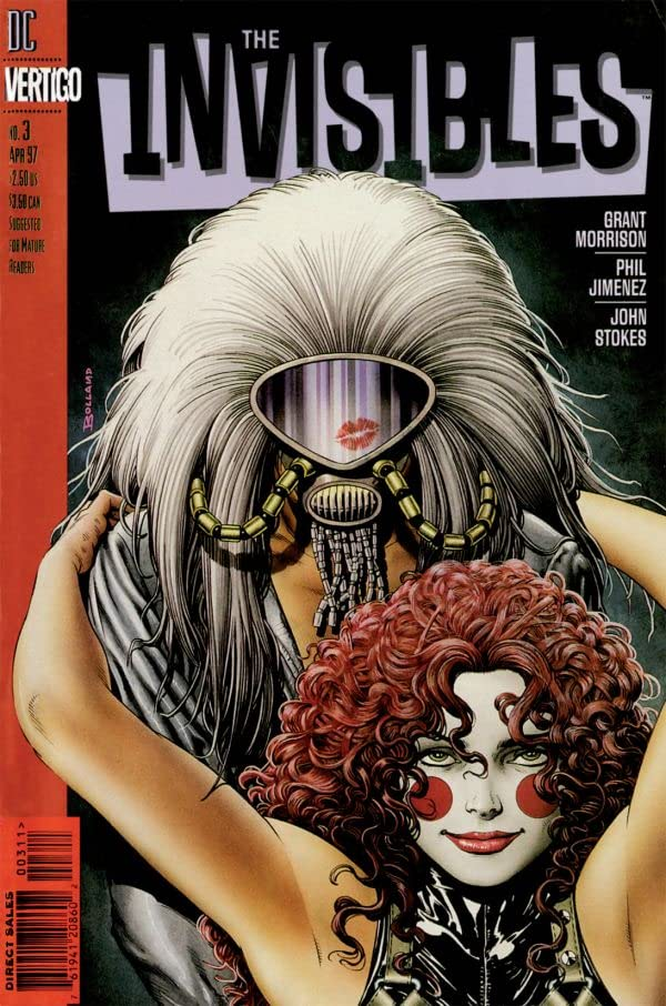 The Invisibles Vol. 2 #3