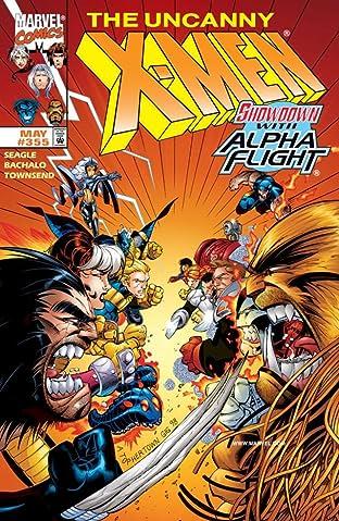Uncanny X-Men (1963-2011) No.355
