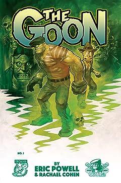 The Goon (2019-) #1