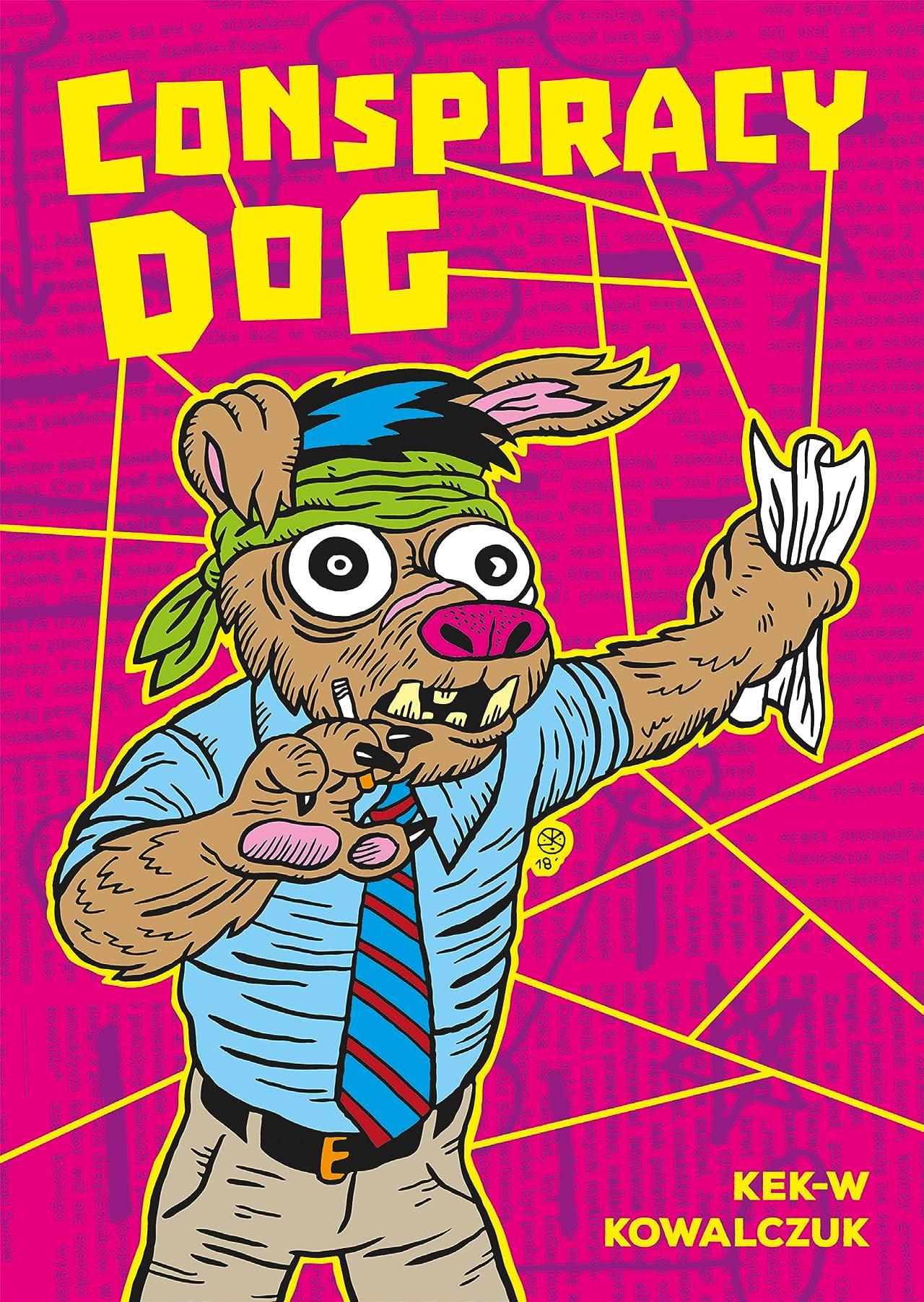 Conspiracy Dog #1