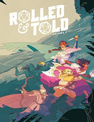 Rolled & Told Tome 1