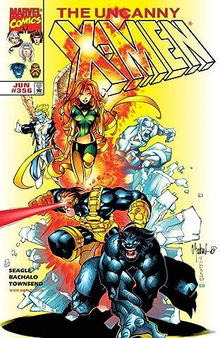 Uncanny X-Men (1963-2011) No.356
