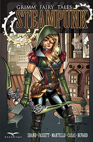 Grimm Fairy Tales: Steampunk