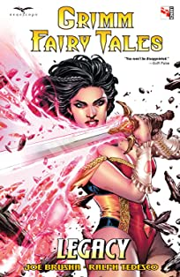 Grimm Fairy Tales Vol. 2: Legacy