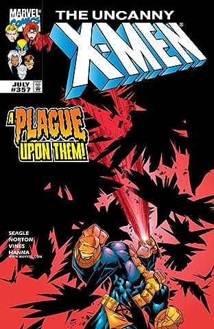 Uncanny X-Men (1963-2011) #357