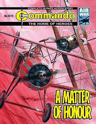 Commando No.5215: A Matter Of Honour