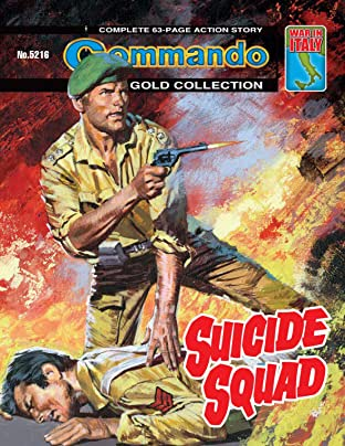 Commando No.5216: Suicide Squad