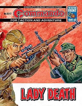 Commando No.5217: Lady Death