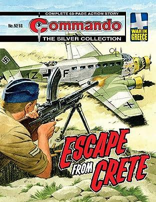 Commando No.5218: Escape From Crete