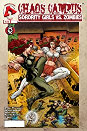 Chaos Campus: Sorority Girls vs. Zombies #38
