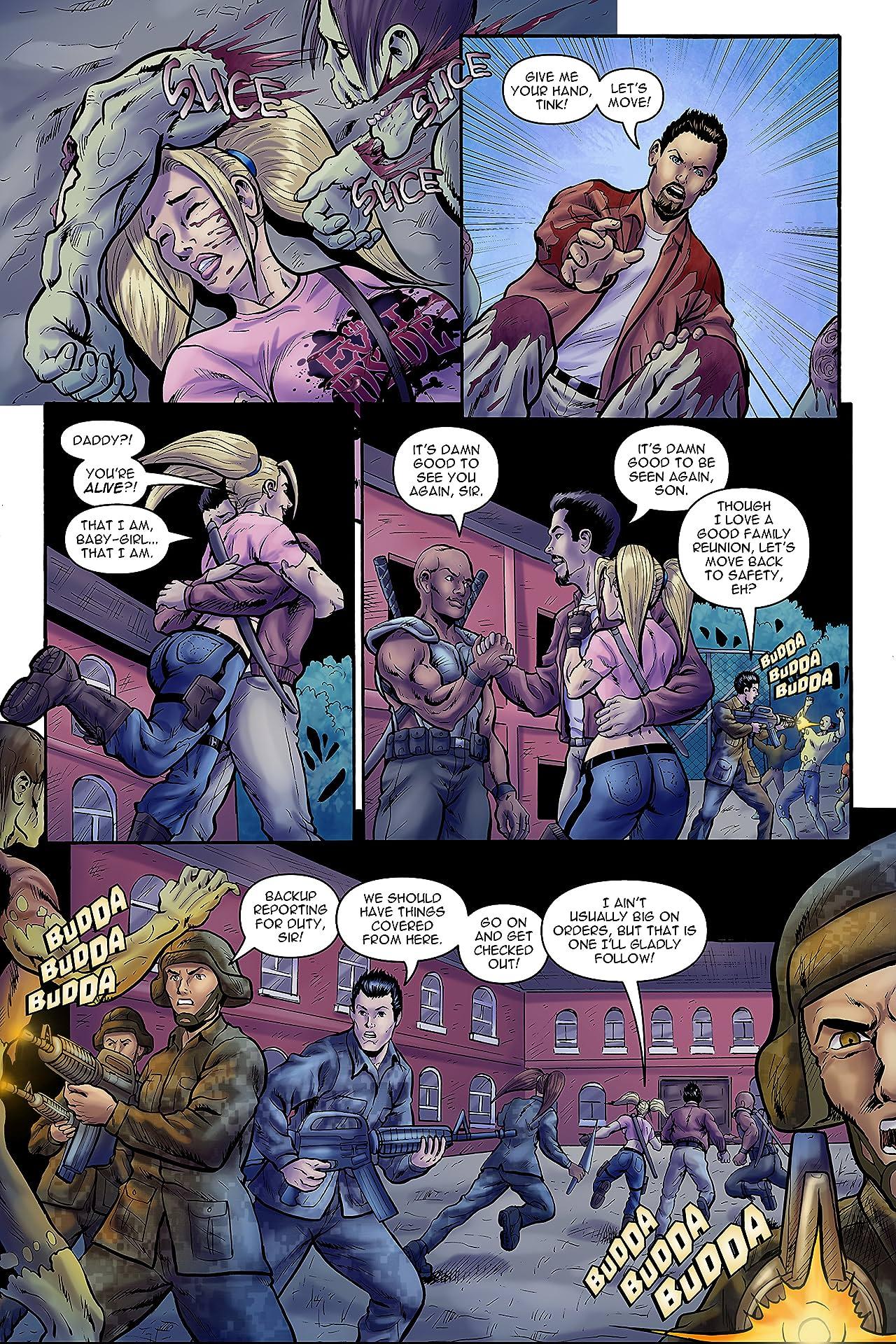 Chaos Campus: Sorority Girls vs. Zombies #39