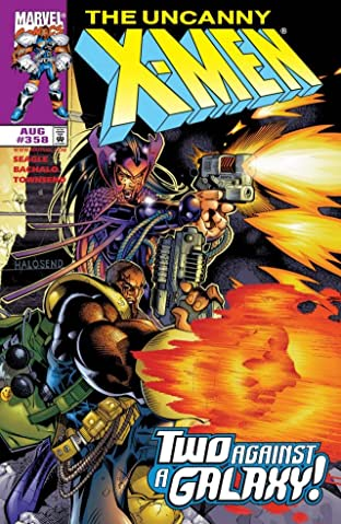 Uncanny X-Men (1963-2011) No.358