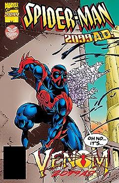 Spider-Man 2099 (1992-1996) #38