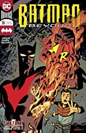 Batman Beyond (2016-) #30