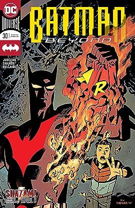 Batman Beyond (2016-) #30