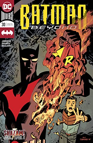 Batman Beyond (2016-) No.30