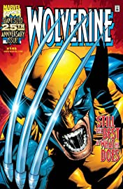 Wolverine (1988-2003) #145