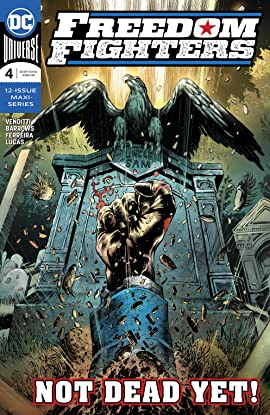 Freedom Fighters (2018-) #4