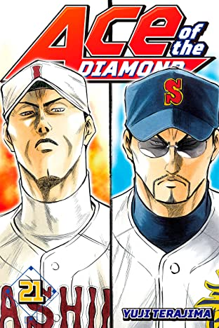 Ace of the Diamond Tome 21