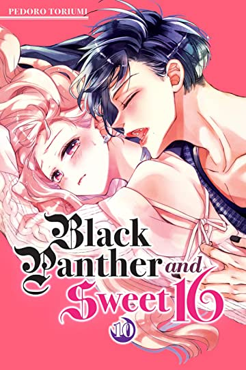 Black Panther and Sweet 16 Vol. 10