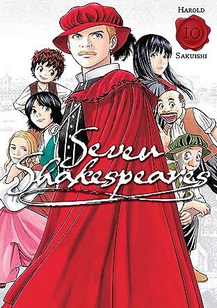 Seven Shakespeares Vol. 10