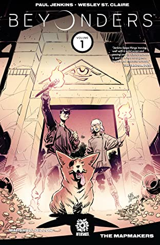 Beyonders Vol. 1: The Mapmakers