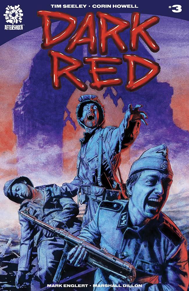 Dark Red #3