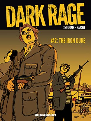 Dark Rage No.2: The Iron Duke