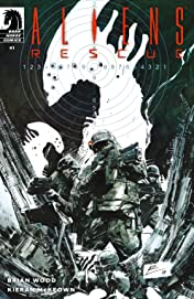Aliens: Rescue No.1