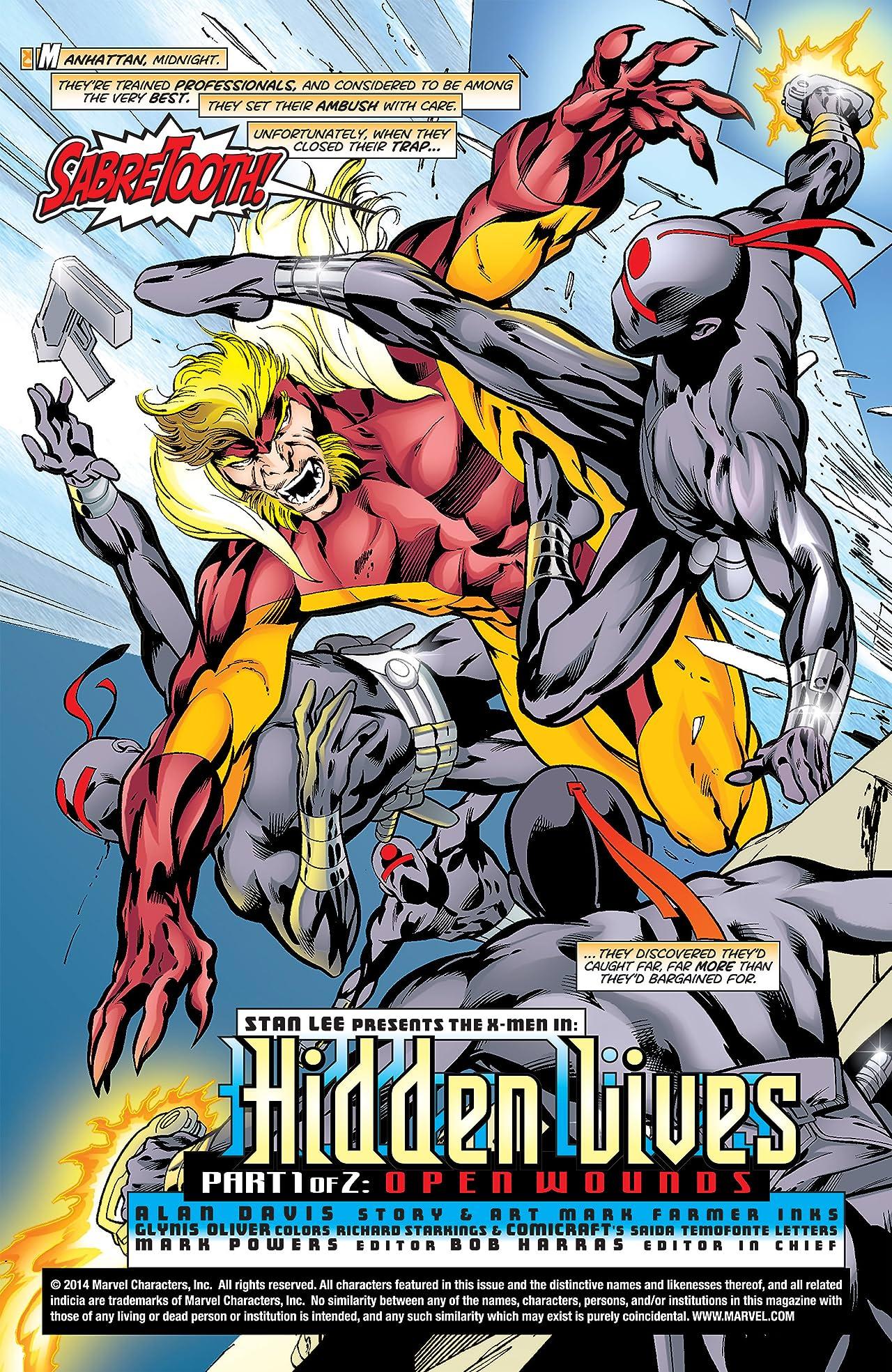 X-Men (1991-2001) #93