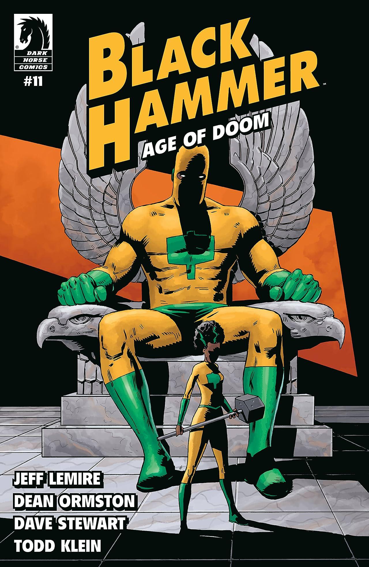 Black Hammer: Age of Doom #11
