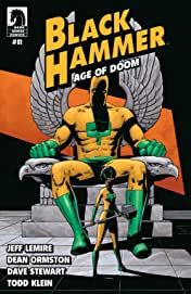 Black Hammer: Age of Doom No.11