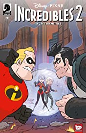 Disney•PIXAR The Incredibles 2: Secret Identities #2