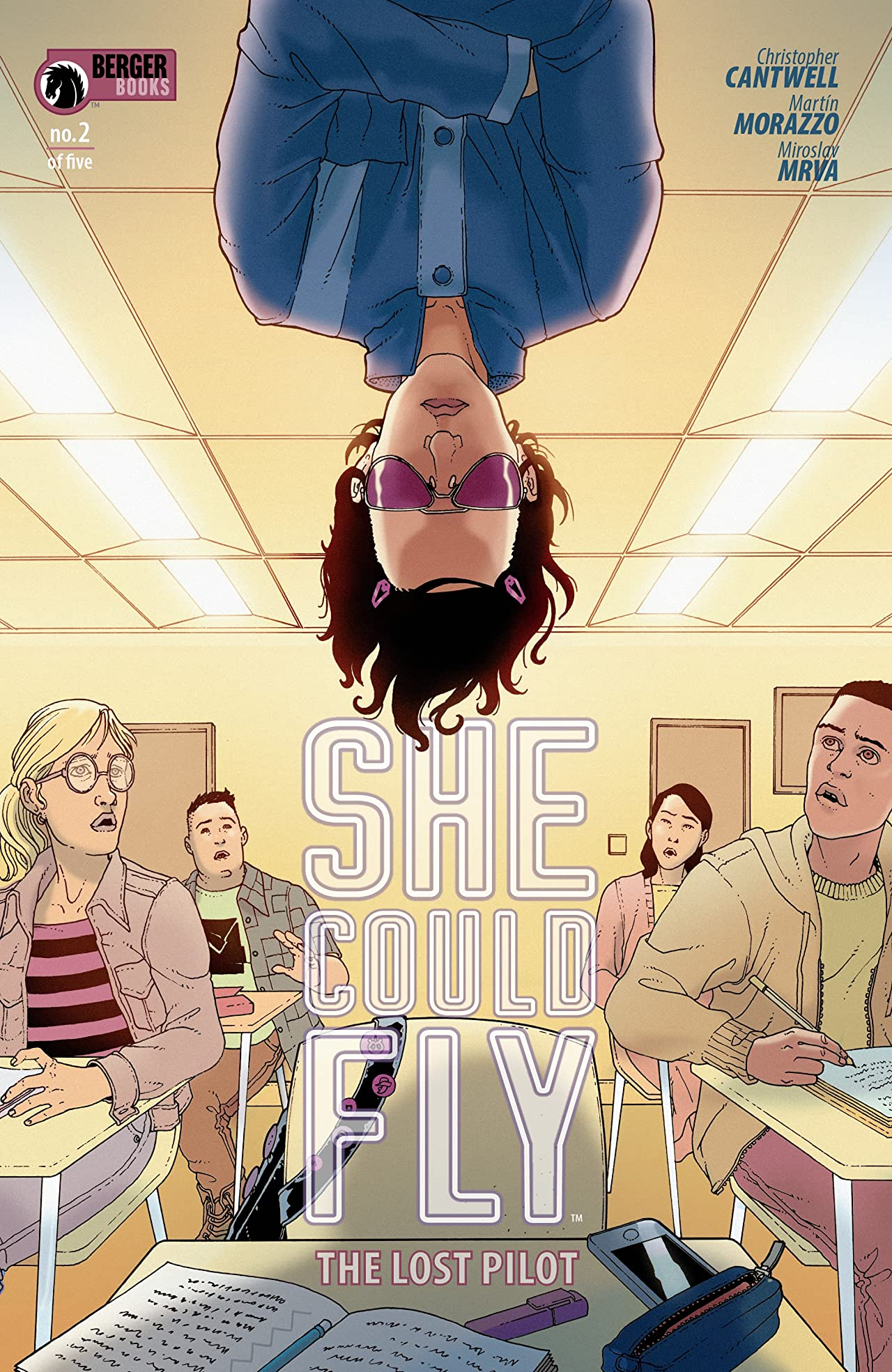 She Could Fly: The Lost Pilot #2