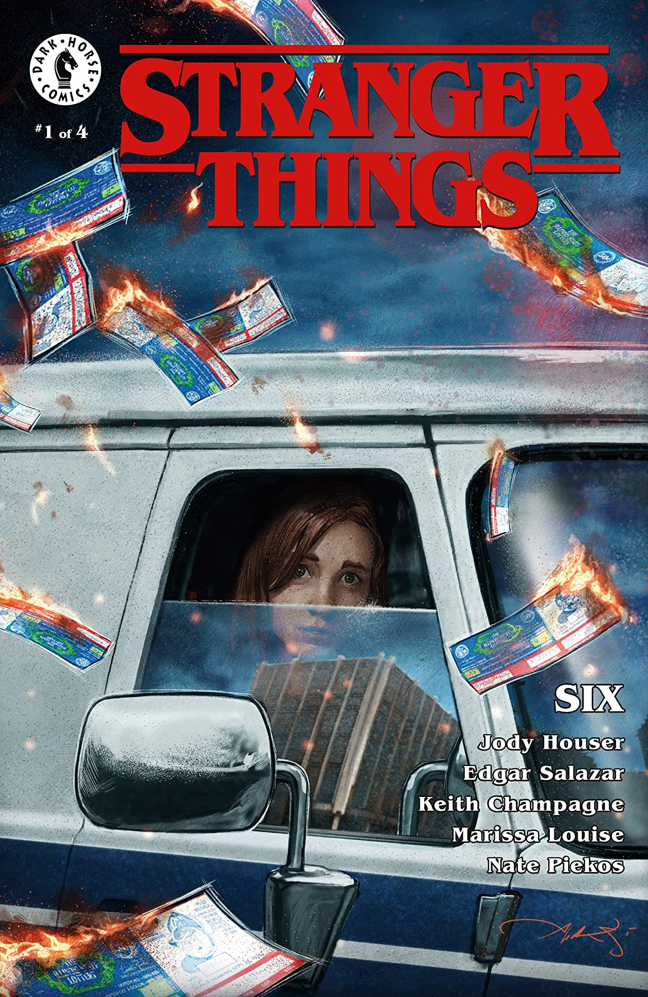 Stranger Things: SIX #1