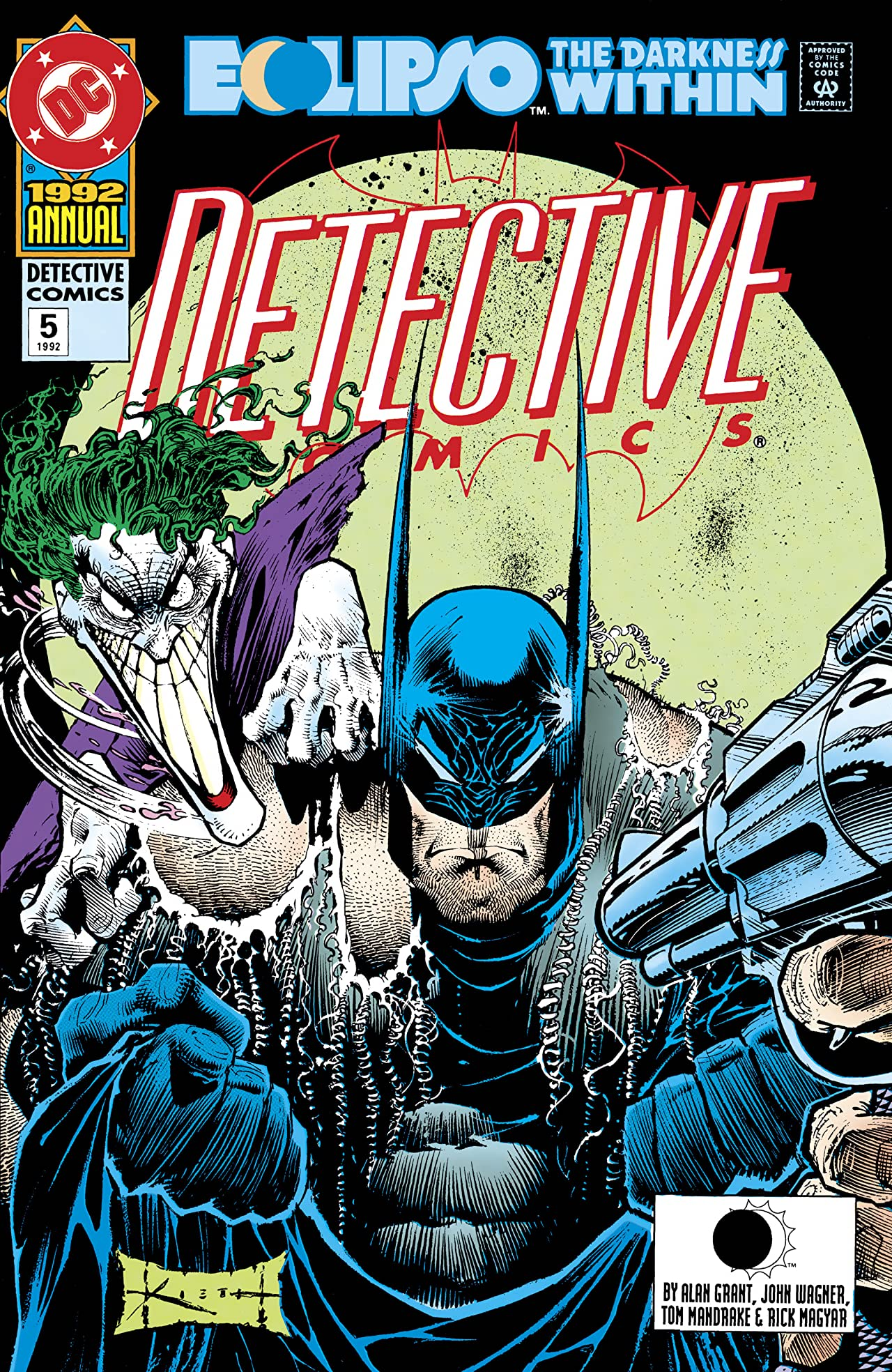 Detective Comics (1937-2011) Annual No.5