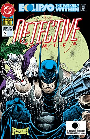 Detective Comics (1937-2011) Annual #5
