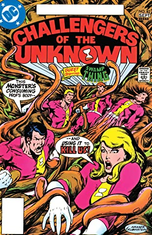 Challengers of the Unknown (1958-1978) #82