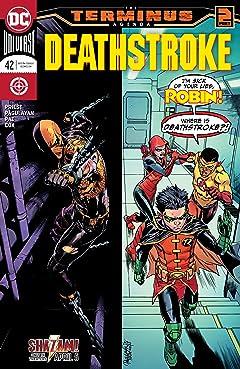 Deathstroke (2016-) #42