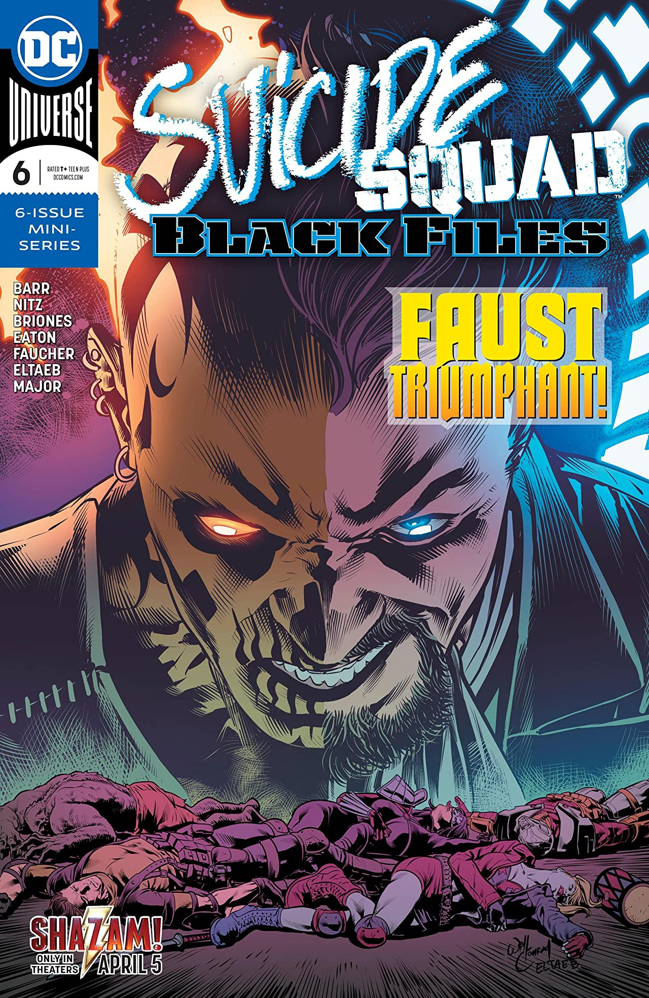 Suicide Squad Black Files (2018-) No.6