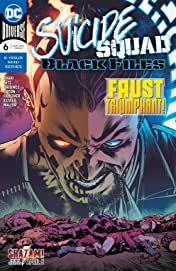 Suicide Squad Black Files (2018-2019) #6