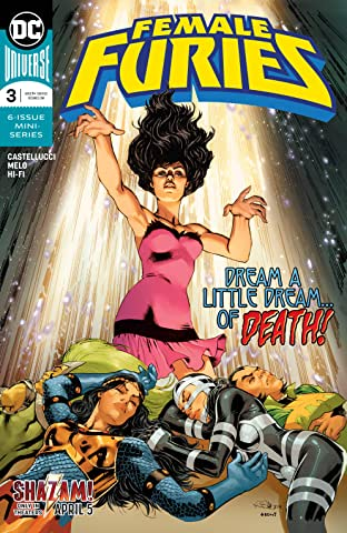 Female Furies (2019-) #3