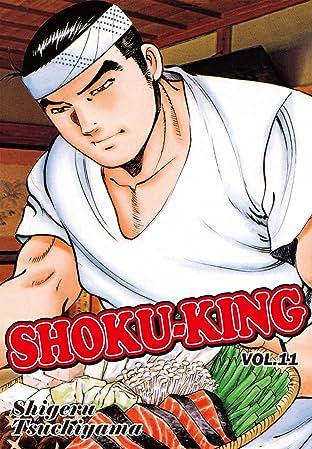 SHOKU-KING Tome 11