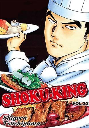 SHOKU-KING Tome 13