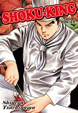 SHOKU-KING Tome 15